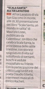 Scala Santa